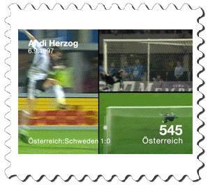 10 Самых необычных почтовых марок 2008. Изображение № 7.