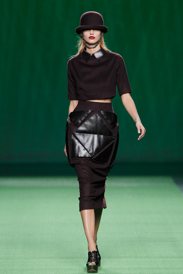 Madrid Fashion Week A/W 2012: Martin Lamothe. Изображение № 3.