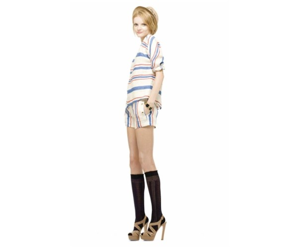 Женские лукбуки: Lauren Moffatt, Zara TRF и Urban Outfitters. Изображение № 2.