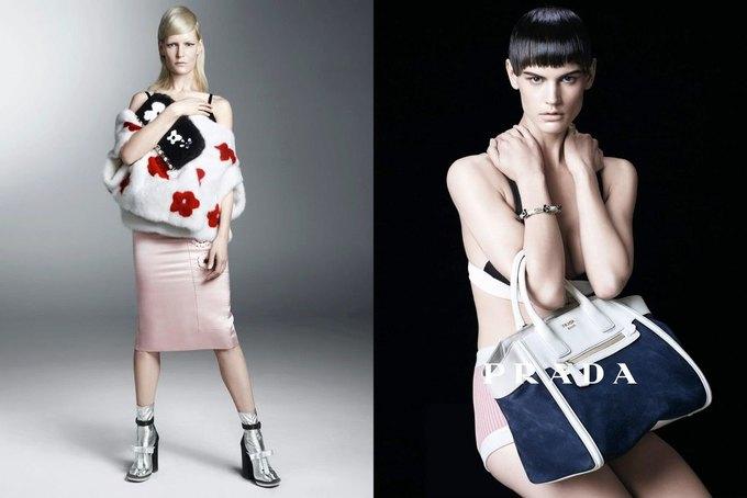 Max Mara, Prada и другие марки выпустили новые кампании. Изображение № 29.