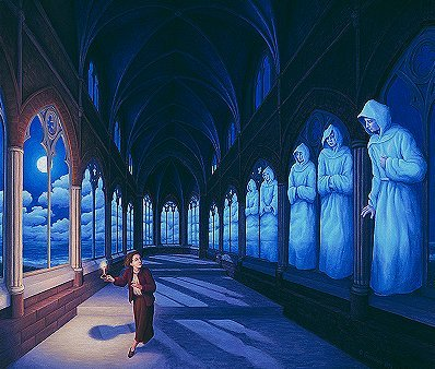 Amazing pictures by Rob Gonsalves. Изображение № 5.