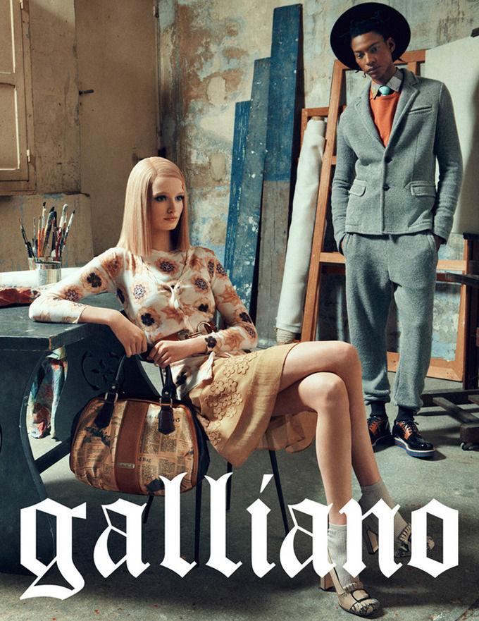 Вышли кампании Dior, Prada, Louis Vuitton и других марок. Изображение № 24.