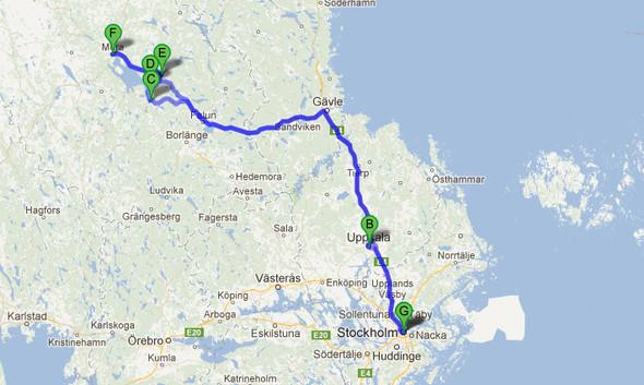 Швеция: Самый отвязный шведский праздник и озеро Сильян в лесной провинции Даларна. Изображение № 6.