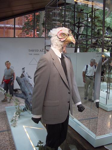 Дэвид Алтмейд зеркальный сюрреализм. Изображение № 2.