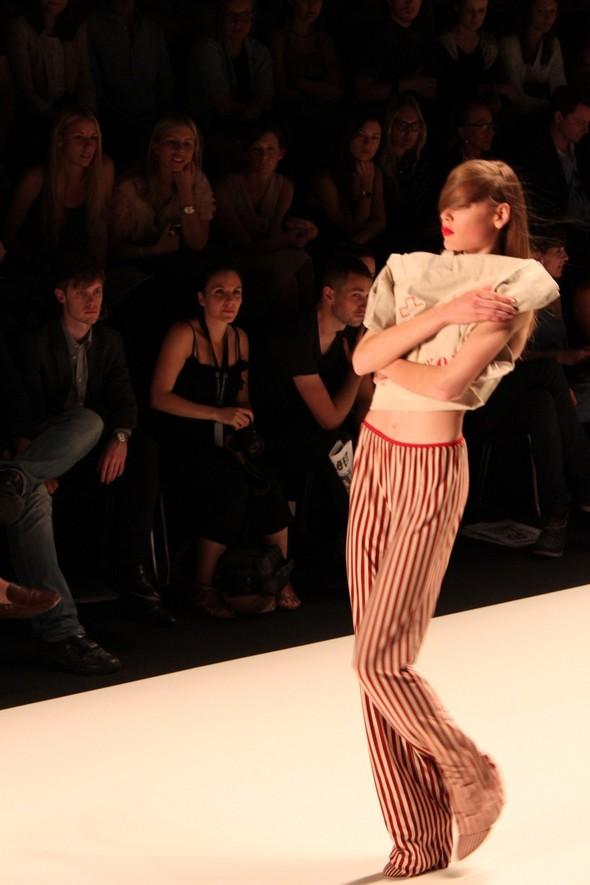 Показ A.F.Vandevorst на Неделе моды в Берлине. Изображение № 47.