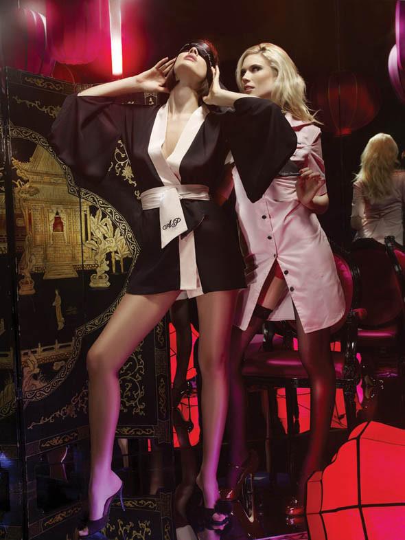 Agent Provocateur 2010: The Classics, Swimwear, Jewelry. Изображение № 17.