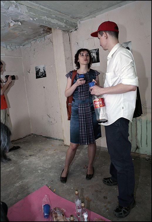 2010-05-15. Москва. Дом Наркомфина. Выставка со взломом. Изображение № 9.