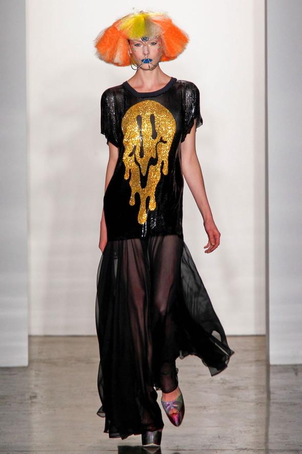 Лукбук Jeremy Scott A/W 2012-13, Женская и мужская коллекции. Изображение № 18.