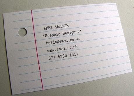 Business cards. Изображение № 18.