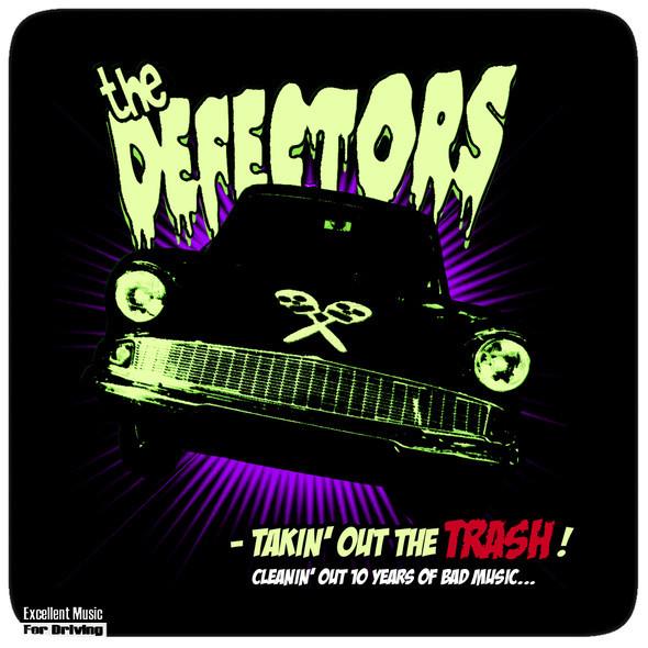 The Defectors датский 60s garage revival высшей пробы. Изображение № 2.
