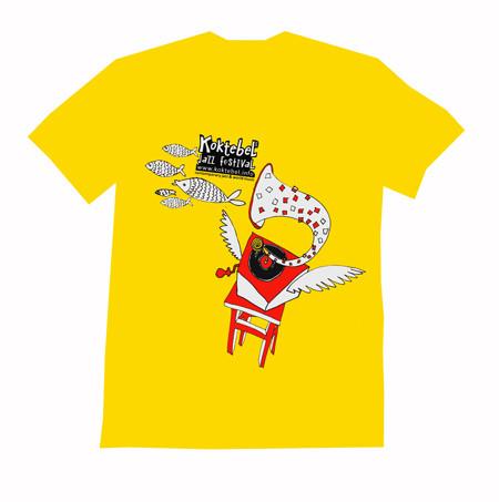 Изображение 35. Кастинг принтов для футболок SEKTA: Koktebel Jazz Fest.. Изображение № 35.