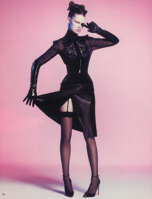 Съёмка: Келли Миттендорф для японского Vogue. Изображение № 3.