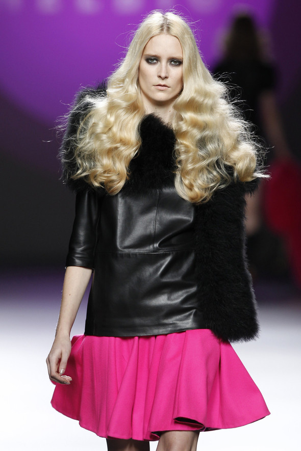 Madrid Fashion Week A/W 2012: Teresa Helbig. Изображение № 9.