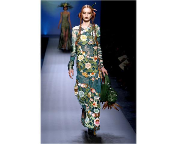Неделя моды в Париже: Haute Couture. Изображение № 26.