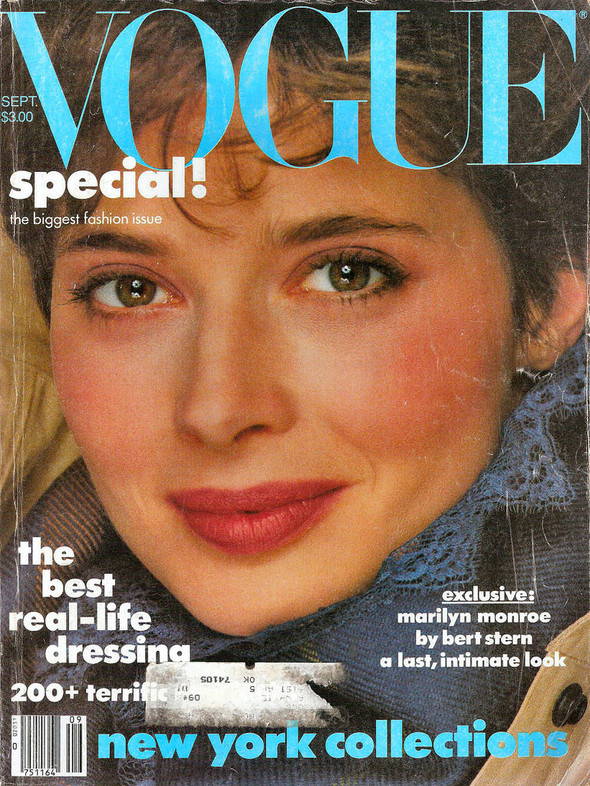 Калейдоскоп обложек Vogue. Изображение № 42.
