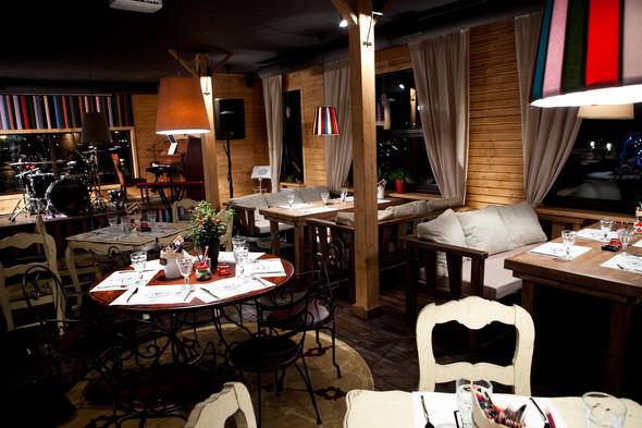 Торжественное открытие ресторана на воде REGATTA. Изображение № 2.