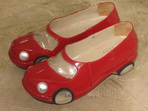 Найстраннейшие женские туфельки. Изображение № 11.