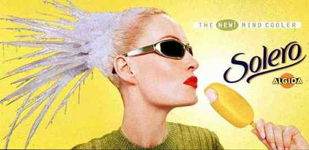 Леденящая воображение реклама мороженого. Изображение № 17.