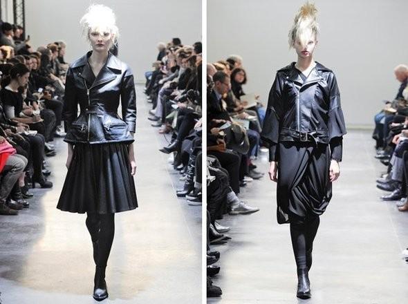 Изображение 12. Показы на Paris Fashion Week FW 2011: день 5 и 6.. Изображение № 28.