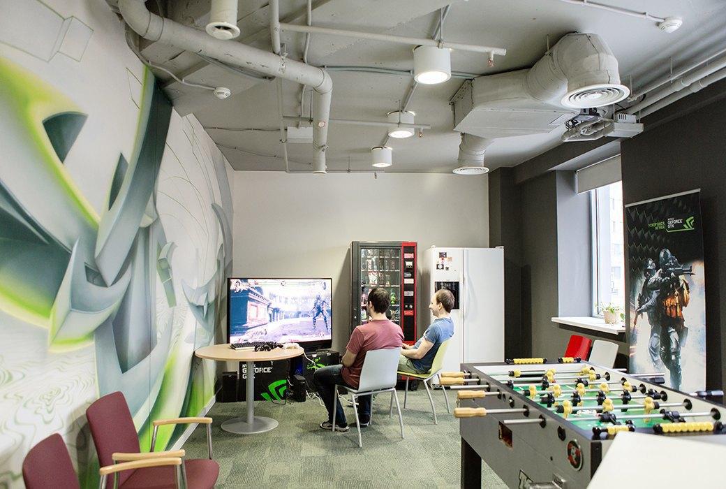 Где работают создатели процессоров Nvidia. Изображение № 25.