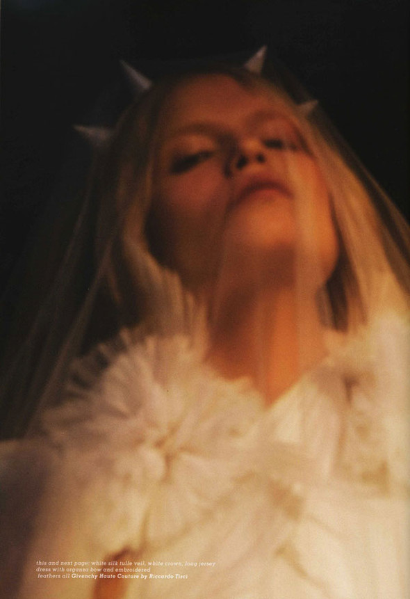 Natasha Poly by Panos Yiapanis for Muse. Изображение № 7.