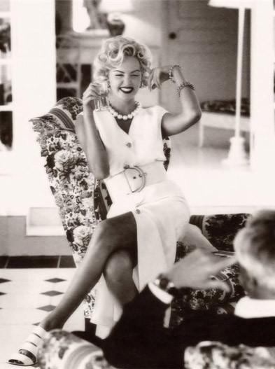 15 съёмок, посвящённых Мэрилин Монро. Изображение №24.