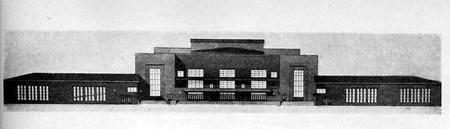 Архитектурные конкурсы 1923–1926 г.вСССР. Изображение № 5.