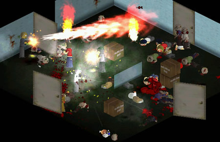 Survival CrisisZ. Изображение № 1.
