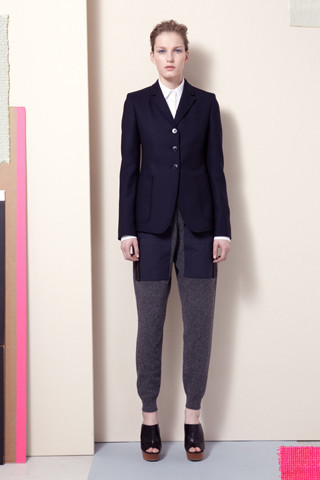 Stella McCartney Pre-Fall 2012. Изображение № 12.