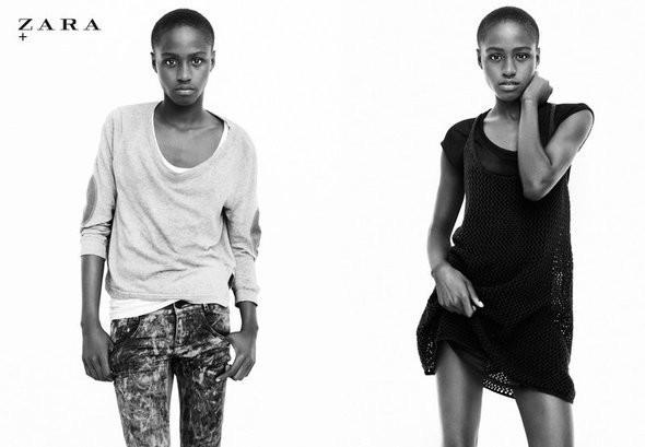 Рекламные кампании: Oysho, Zara и другие. Изображение № 31.
