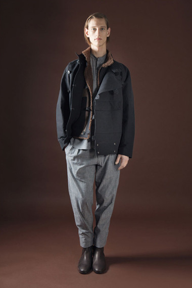 Лукбук: Christophe Lemaire 2012 Fall/Winter. Изображение № 17.