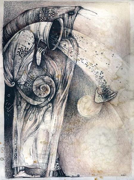 Фантасмагория Tineidae. Изображение № 3.