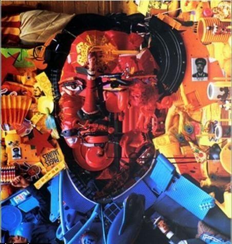 «Мусорный» гений-Bernard Pras. Изображение № 2.