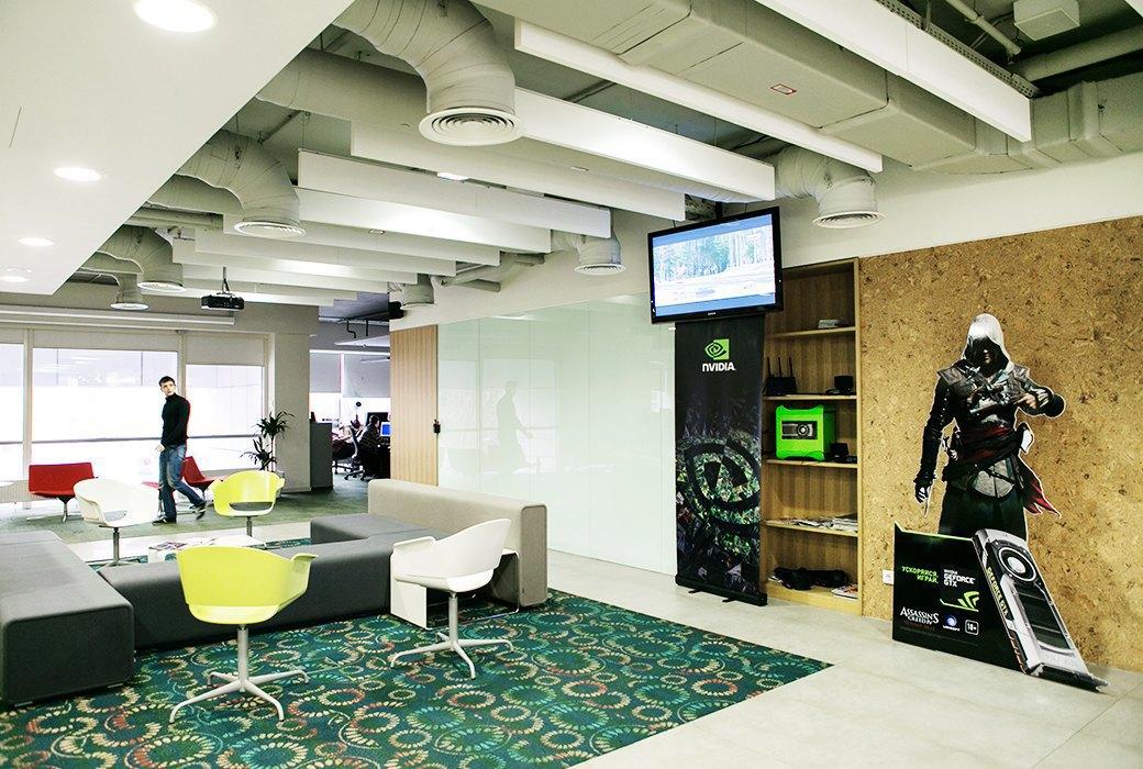Где работают создатели процессоров Nvidia. Изображение № 15.