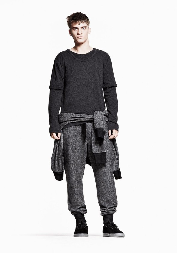 Лукбук: T by Alexander Wang FW 2011 Menswear. Изображение № 12.