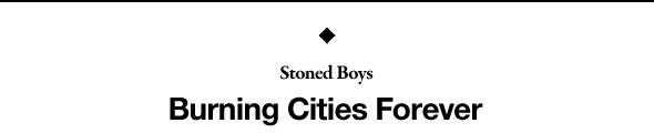 Изображение 7. Премьера: мини-альбом Stoned Boys.. Изображение № 1.