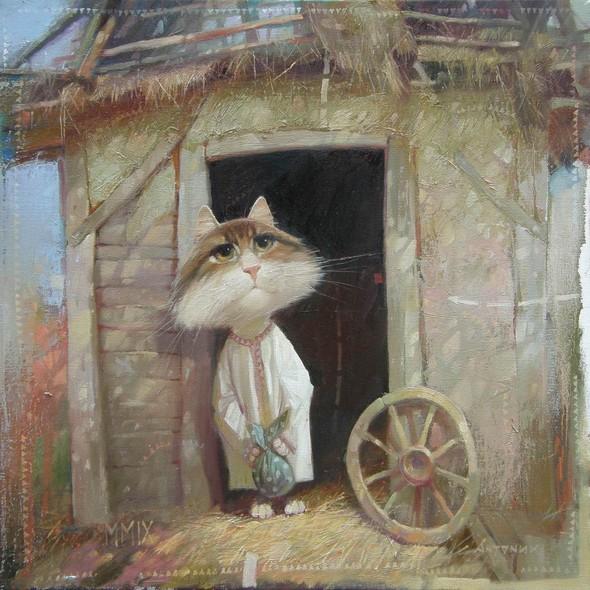 Украинский художник Александр Антонюк. Изображение № 10.