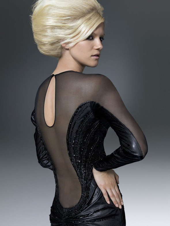 Лукбук: Atelier Versace FW 2011. Изображение № 25.