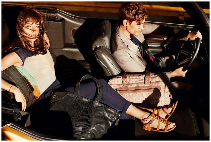 Alberta Ferretti, DKNY и Moschino показали новые кампании. Изображение № 16.