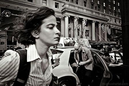 НьюЙорк глазами Маркуса Хартеля. Изображение № 12.