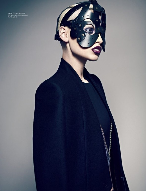 Съёмка: Маша Кирсанова для L'Officiel. Изображение № 5.