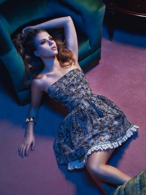 Новые рекламные кампании: Fendi, Mango, McQueen, Hermes. Изображение № 12.