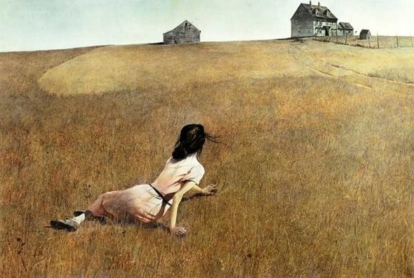 Andrew Newell Wyeth. Изображение № 15.