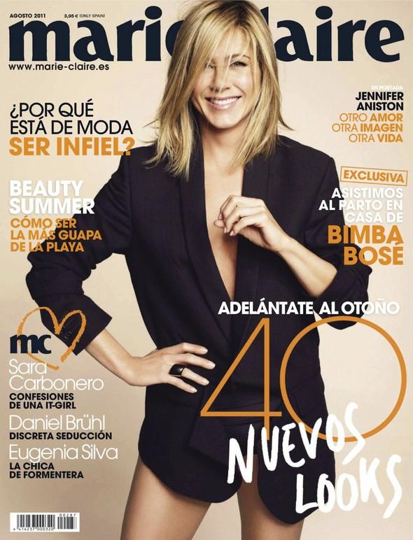 Обложки: Harper's Bazaar, Elle и Marie Claire. Изображение № 3.