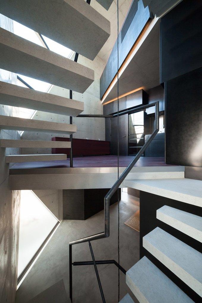 Архитектура дня: дом для химиков из экологичного бетона . Изображение № 3.