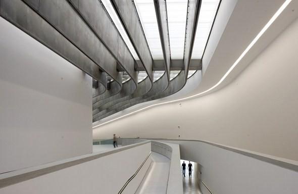 Музей искусства 21 века в Риме. Изображение № 1.