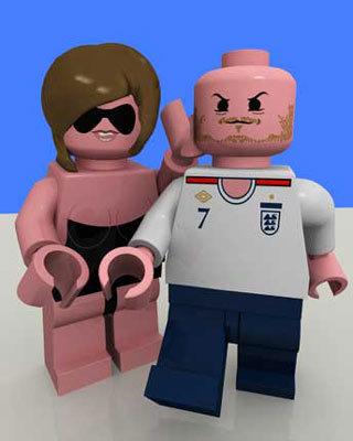 ЗВЕЗДНЫЕ LEGO. Изображение № 1.