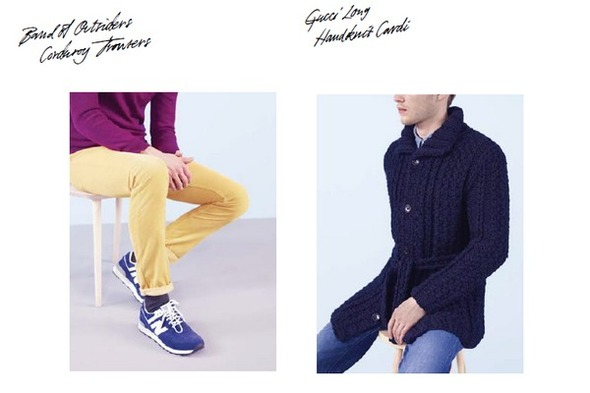 Новые мужские лукбуки Louis Vuitton, Marc Jacobs и Fred Perry. Изображение № 17.