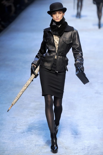 Jean Paul Gaultier for Hermes (fall-winter 2010). Изображение № 21.