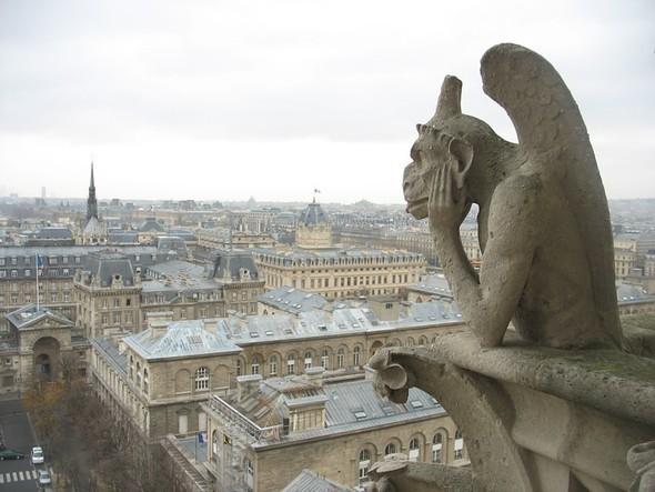 Изображение 25. Париж. Особый мир Гюго.. Изображение № 21.